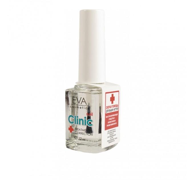 Восстанавливающее средство для ногтей с коллагеном и провитамином В5 Clinic 12 мл (01011900403)