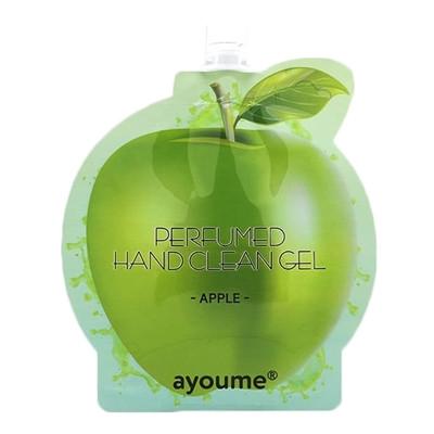 Крем-антисептик для рук яблочный Ayoume Perfumed Hand Clean Gel Apple 20 мл (8809534253171)