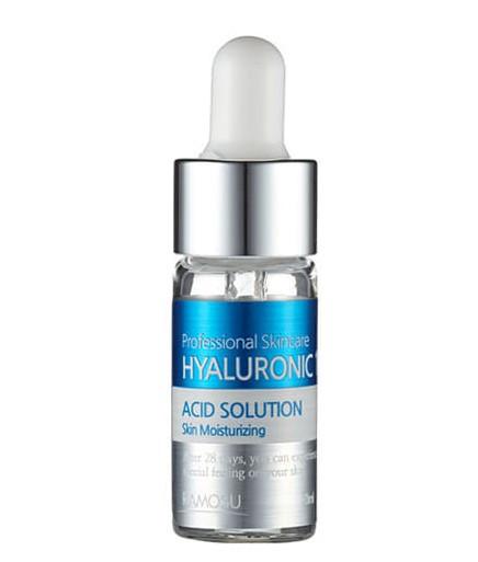 Омолаживающая увлажняющая сыворотка для лица с гиалуроновой кислотой Ramosu Hyaluronic Acid Solution 100 10мл (8809476610704)