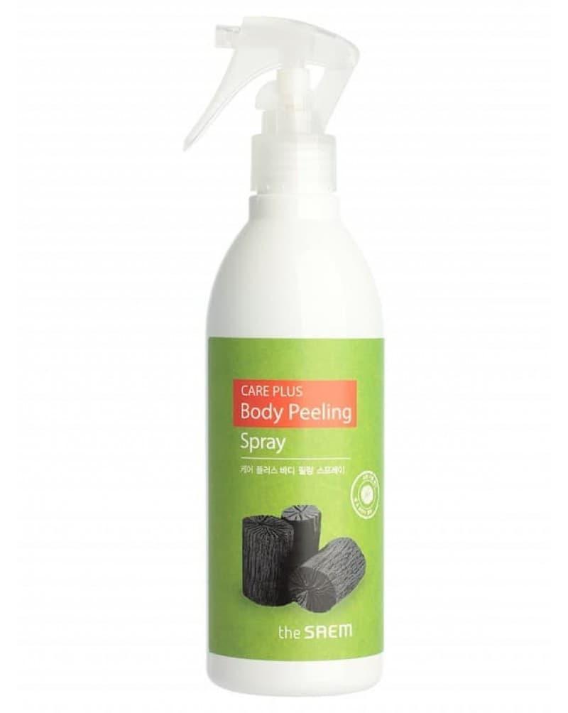 Пилинг-спрей для тела The Saem Care Plus Body Peeling Spray 300 мл (8806164156353)