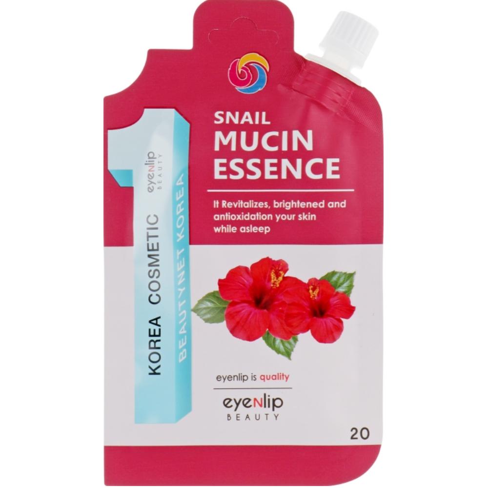 Эссенция для лица улиточная Eyenlip Snail Mucin Essence 20г (8809555250746)
