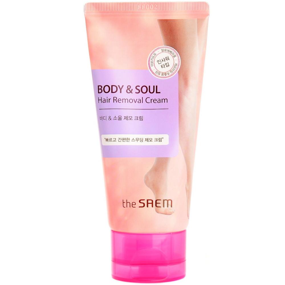 Крем для депиляции The Saem Body & Soul Hair Removal Cream 100 мл (8806164146279)