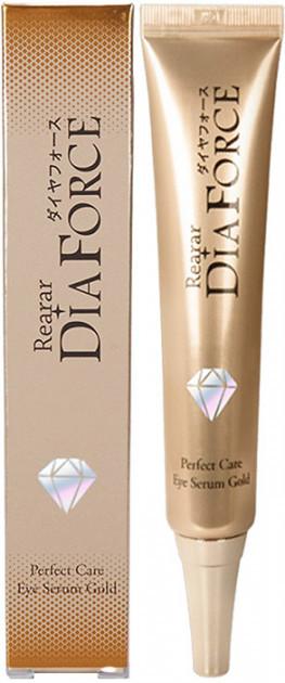 Сыворотка для кожи вокруг глаз с золотом Rearar Diaforce Perfect Care Eye Serum 30 мл (8809501400010)