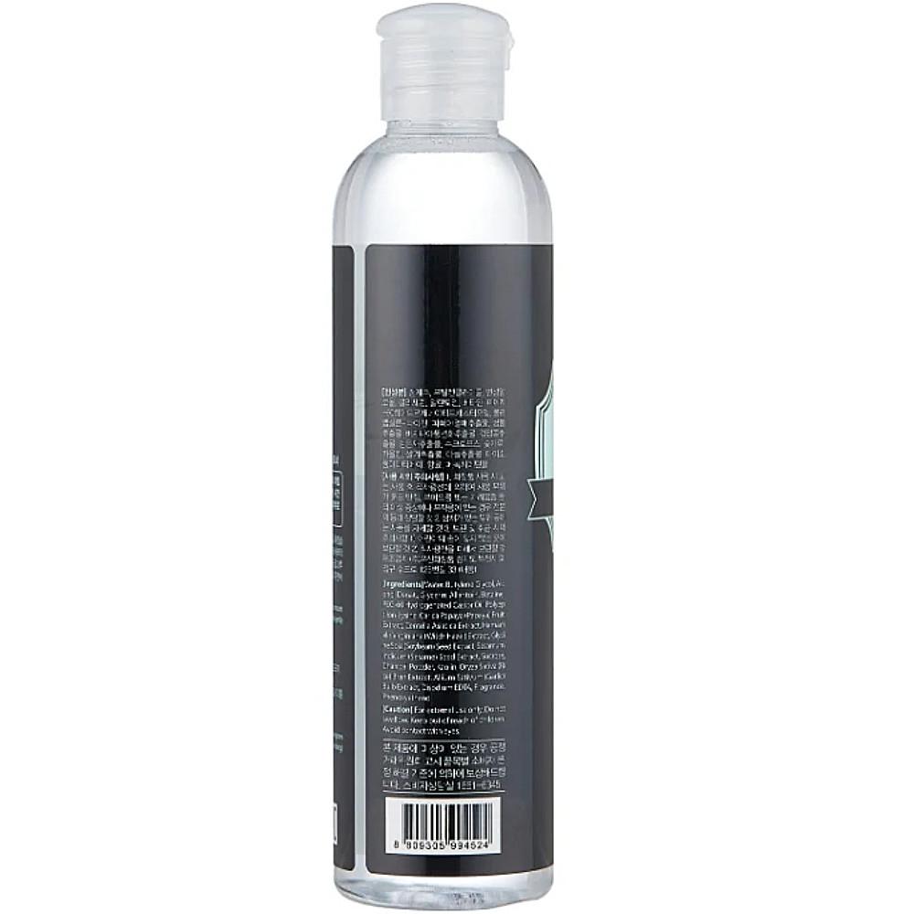 Очищающий тонер для лица на основе древесного угля Secret Key Black Out Pore Clean Toner 250 мл (8809305994524)