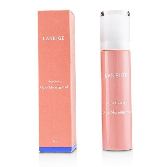 Освіжаюча ранкова маска для обличчя Laneige Fresh Calming Quick Morning Mask 80 г (8809585103883)