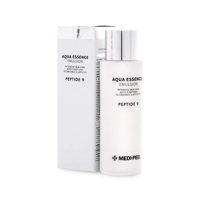 Увлажняющая эмульсия с пептидами для улучшение эластичности кожи Medi-Peel Peptide 9 Essence Emulsion 250 мл (8809409344683)