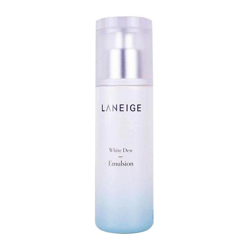 Отбеливающая эмульсия для регенерации кожи лица Laneige White Dew Emulsion 100 мл (8809516539521)