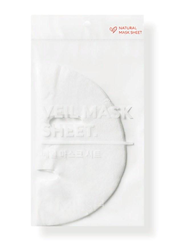 Набор тканевых основ-масок для лица Missha Veil Mask Sheet 10 шт (8809581448346)