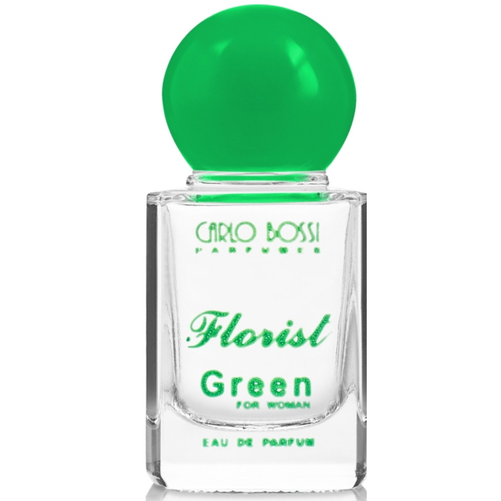 Парфюмерная вода для женщин Carlo Bossi Florist Green мини 10 мл (01020100601)