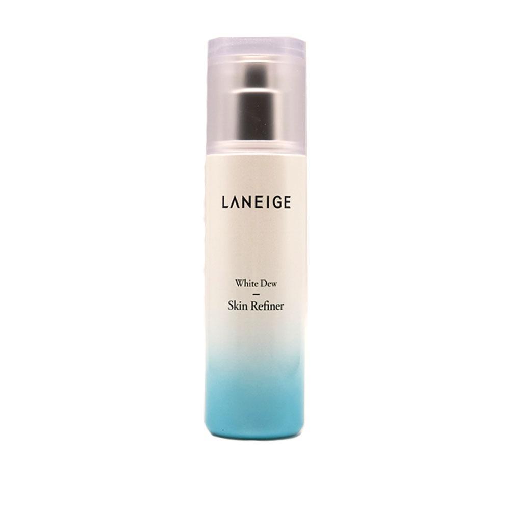 Освежающий тонер для регенерации кожи лица Laneige White Dew Refiner 120 мл (8809516539514)