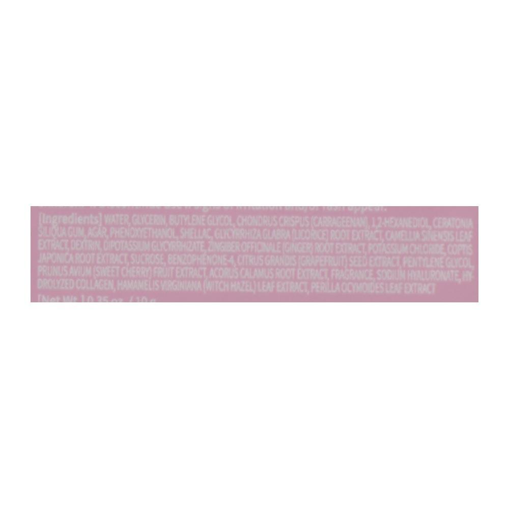 Питательный патч для губ с экстрактом вишни Etude House Cherry Jelly Lip Patch Vitalizing 1 шт (8806199452734)