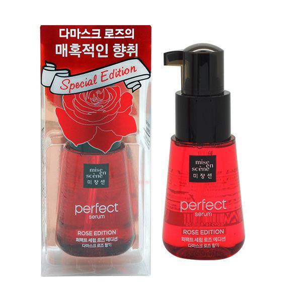 Лікувальна сироватка-масло для волосся Mise en Scene Perfect Serum [Rose Edition] 70 мл (8809516839836)