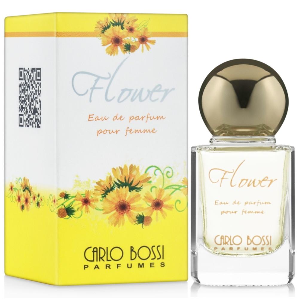 Парфюмерная вода для женщин Carlo Bossi Flower Yellow мини 10 мл (01020130801)