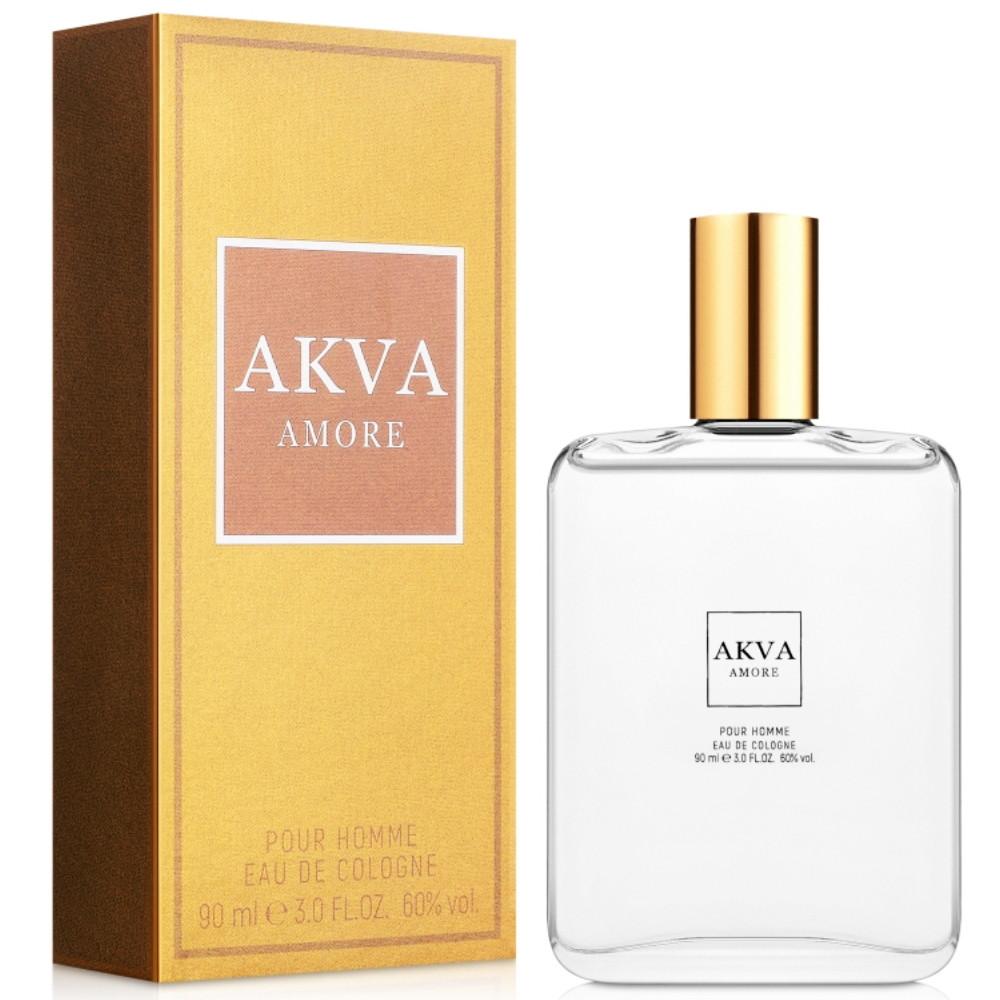 Одеколон для мужчин EVA cosmetics Ароматы мира Akva Amore 90 мл (03250101107)