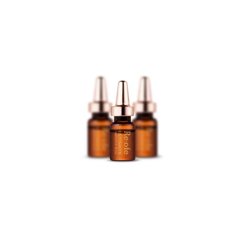 Интенсивный курс антивозрастной терапии Esfolio Re:ofe Ultimate Skin Enhancer 28days Ampoule 28 шт*2 мл (8809386883137)