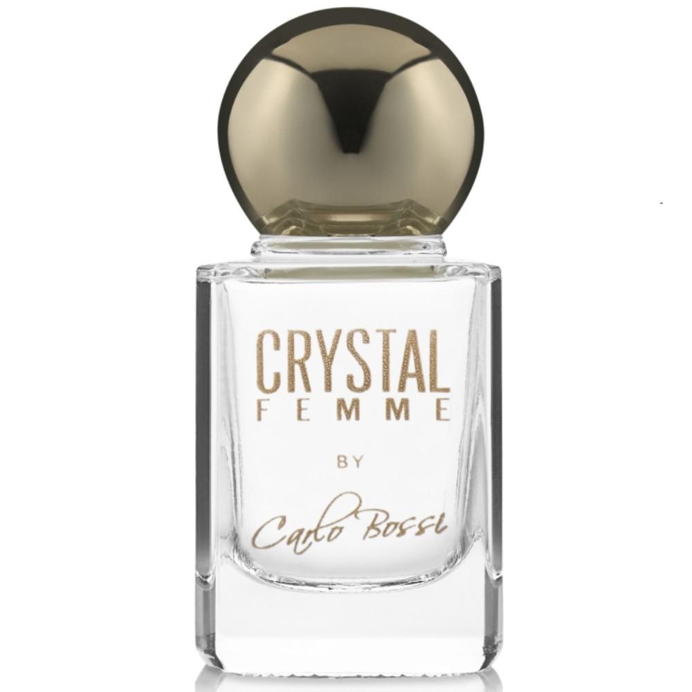 Парфюмерная вода для женщин Carlo Bossi Crystal Femme мини 10 мл (01020108201)