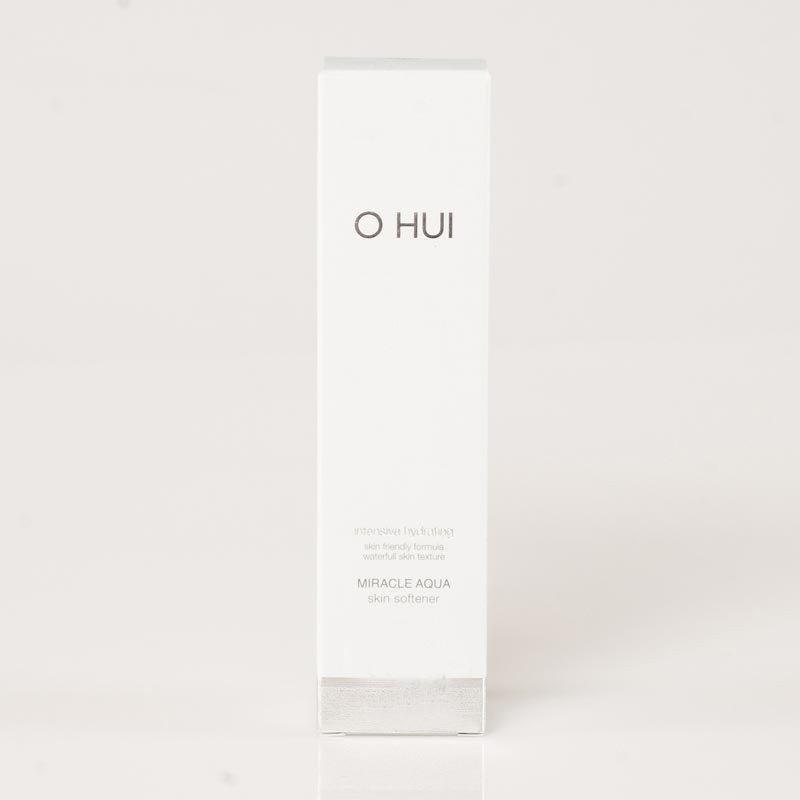 Увлажняющий софтнер для лица с гиалуроновой кислотой O Hui Miracle Aqua Skin Softener 150 мл (8801051173536)