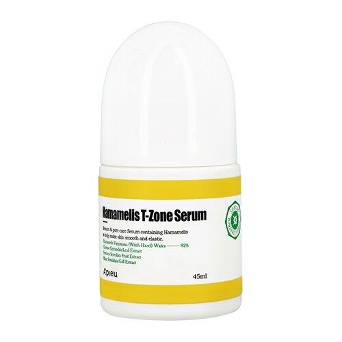 Сыворотка для т-зоны лица с гамамелисом A'pieu Hamamelis T-Zone Serum 45 мл (8809581450851)