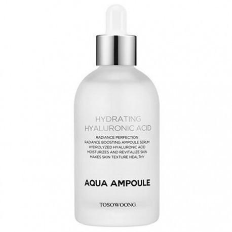 Увлажняющая сыворотка для лица с гиалуроновой кислотой Tosowoong Hyaluronic Acid Aqua Ampoule 100 мл (8809179104135)