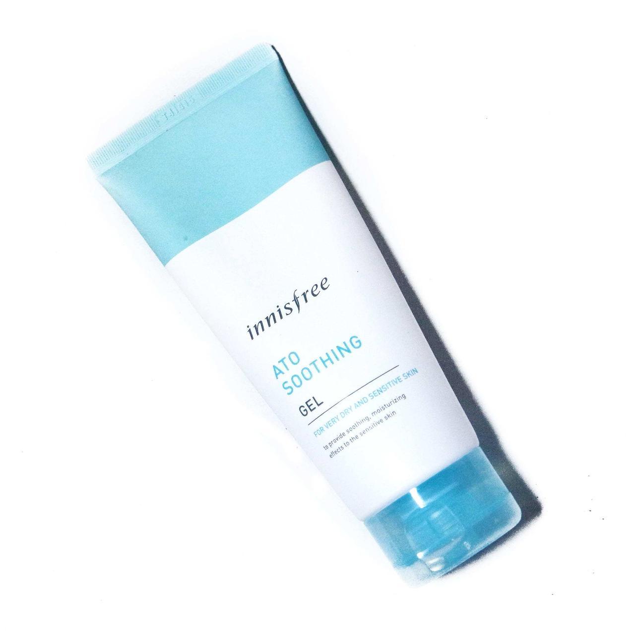 Успокаивающий гель для атопичной кожи Innisfree Ato Soothing Gel 150 мл (8809612856645)