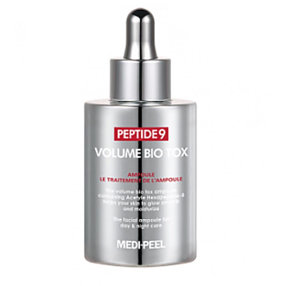 Омолаживающая ампульная сыворотка для лица с пептидами Medi-Peel Peptide 9 Volume Bio Tox Ampoule 100 мл (8809409346878)