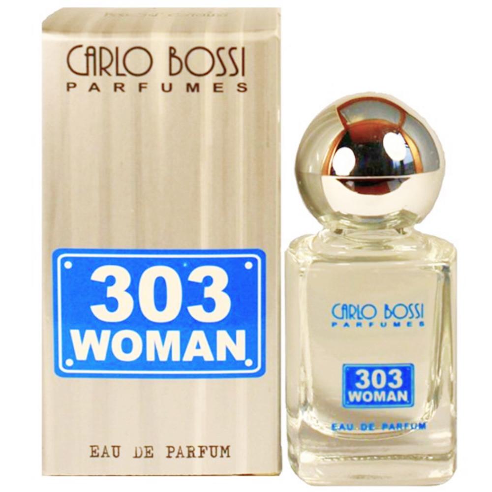 Парфюмерная вода для женщин Carlo Bossi 303 Woman мини 10 мл (01020100301)