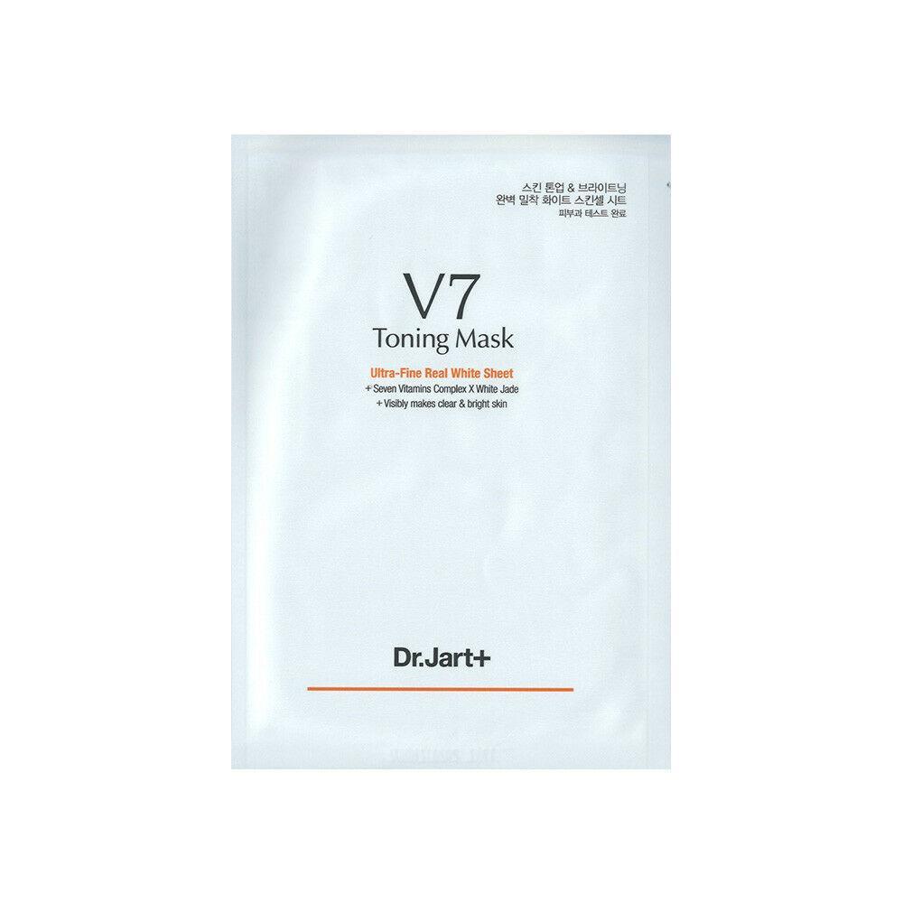 Тонизирующая маска для лица с витаминным комплексом Dr.Jart+ V7 Toning Mask 30 г (8809380648510)