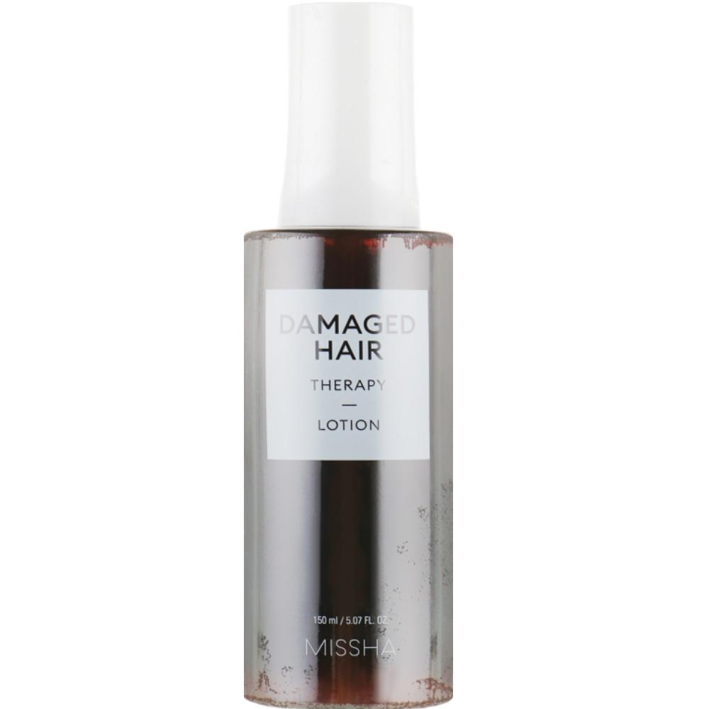 Лосьйон для відновлення пошкодженого волосся Missha Damaged Hair Therapy Lotion 150 мл (8809643509862)