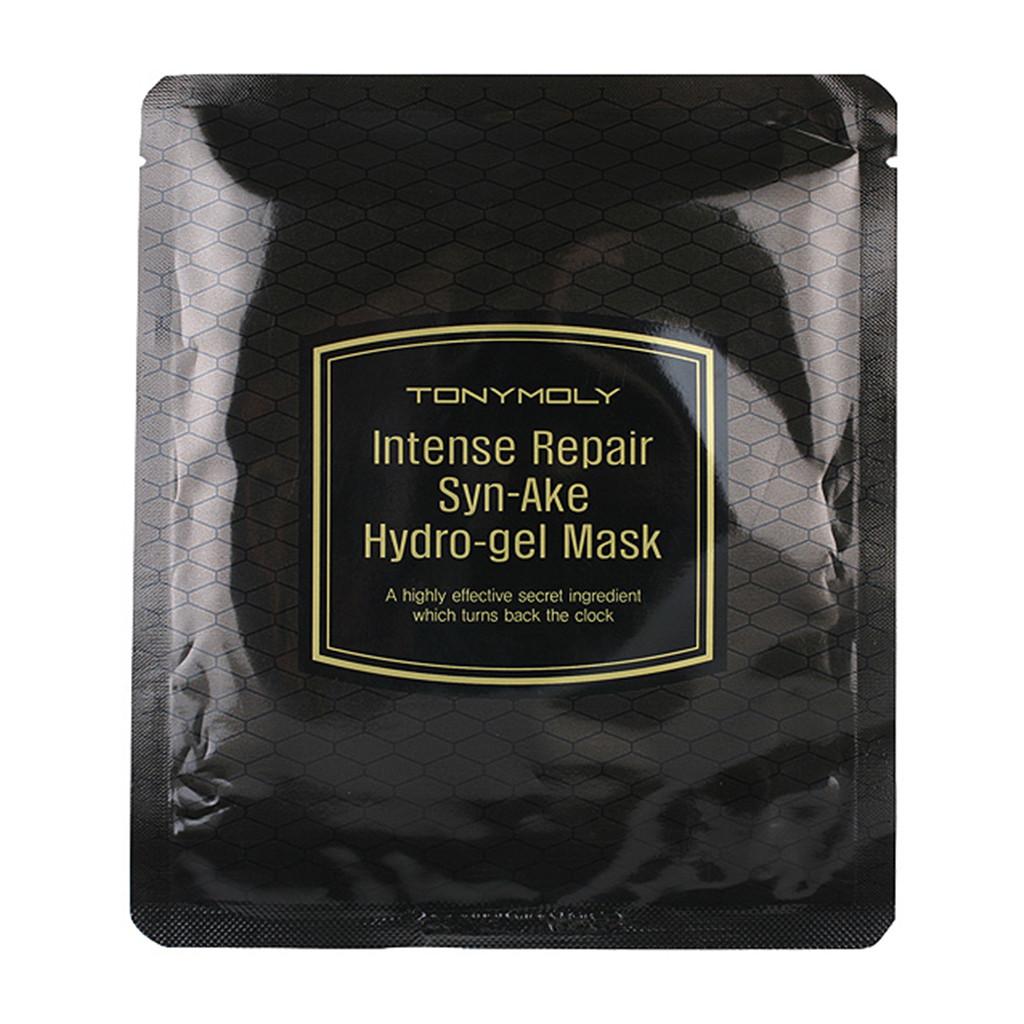 Гидрогелевая маска для лица со змеиным ядом Tony Moly Intense Care Syn-Ake Hydro-Gel 25 мл (8806358545055)