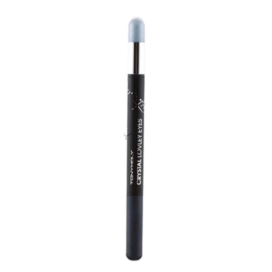 Тени-карандаш для век Tony Moly Crystal Lovely Eyes 06 Blue Beam 0.7 г (8806358593193)