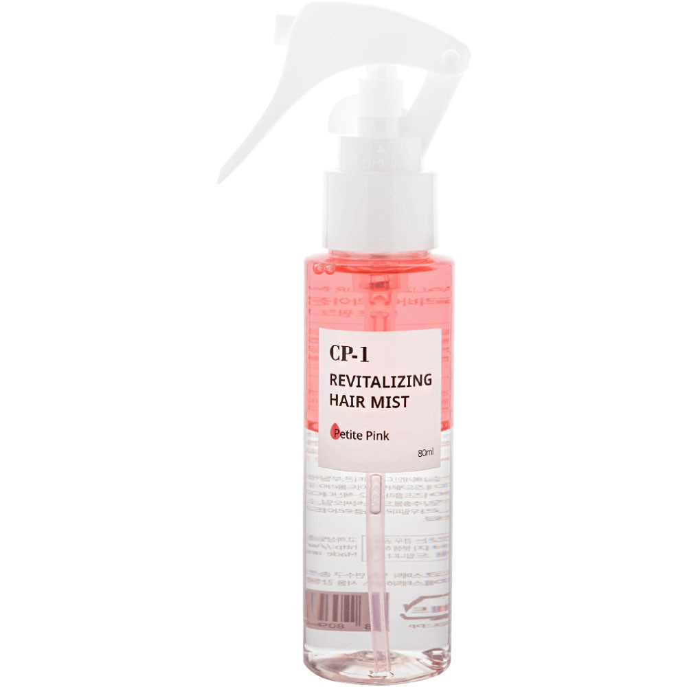 Двухфазный парфюмированный спрей для волос Esthetic House CP-1 Revitalizing Hair Mist Petite Pink 80 мл (8809450011688)