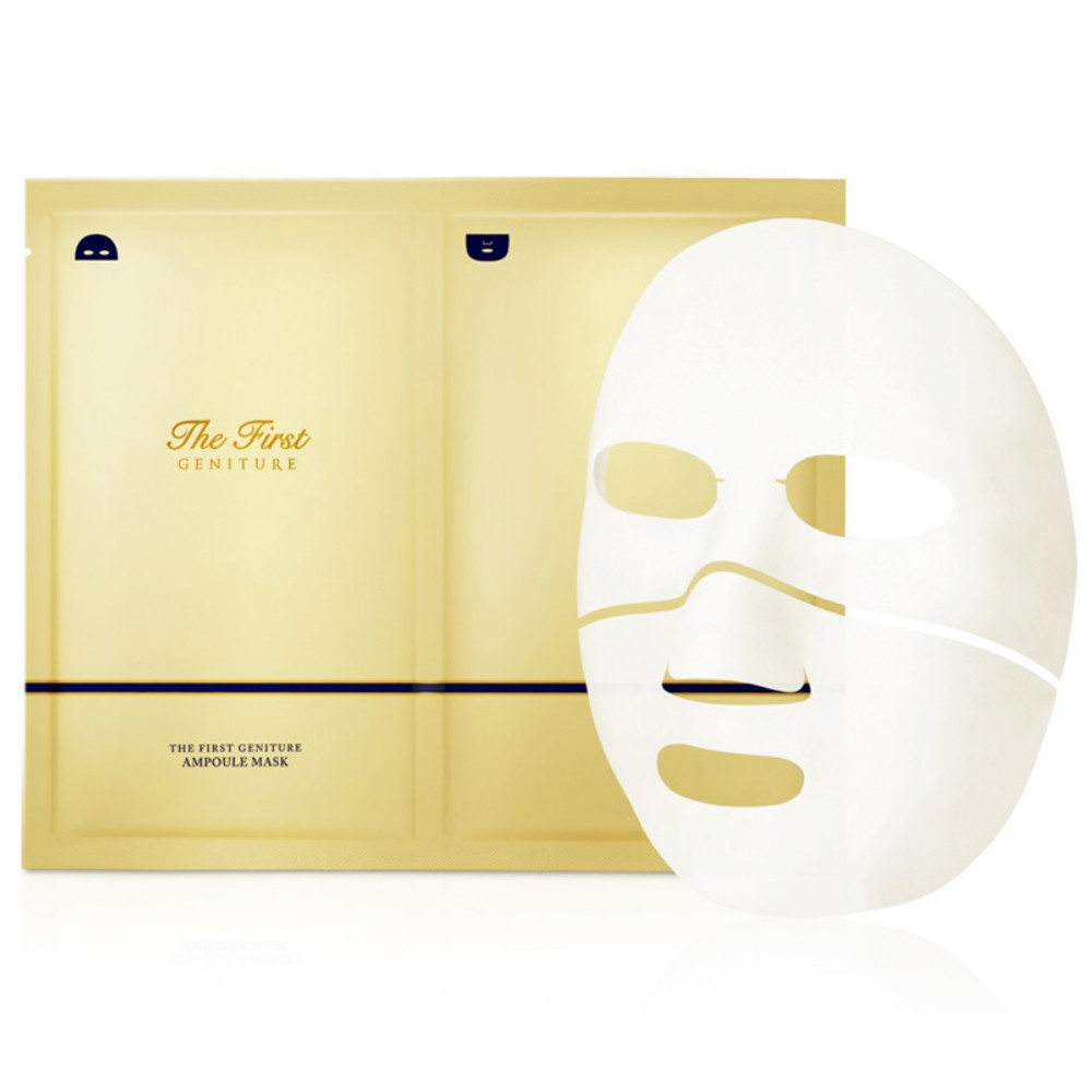 Экстраомолаживающая ампульная маска для лица O HUI The First Geniture Ampoule Mask 20+20 мл (8801051352962)