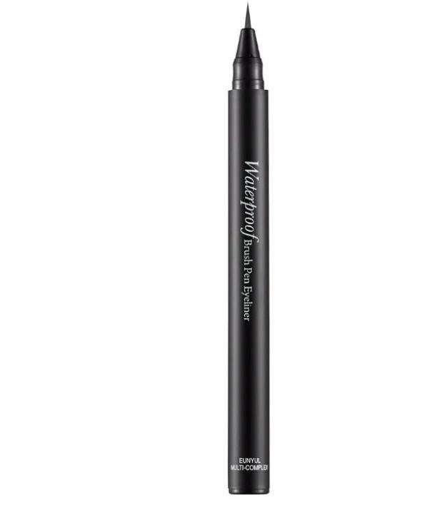 Подводка-фломастер для глаз водостойкая Eunyul Waterproof Pen Eyeliner черная 1 г (8809435402685)