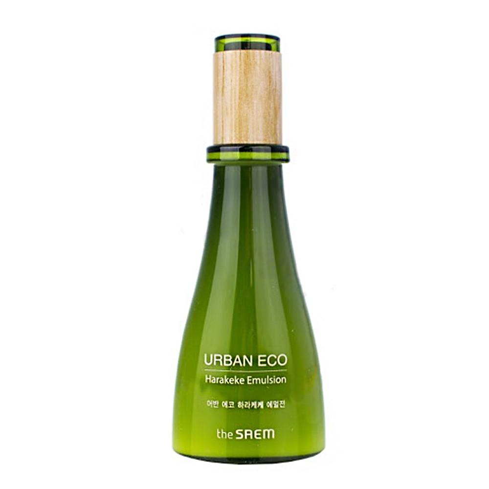 Эмульсия для лица с маслом макадамии и новозеландского льна The Saem Urban Eco Harakeke Emulsion 130 мл (8806164149157)