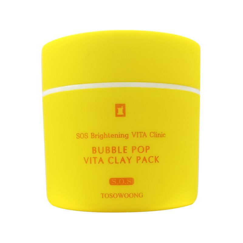 Витаминизированная глиняная маска для лица Tosowoong Vitamin Clay Pack 50 г (8809179103831)