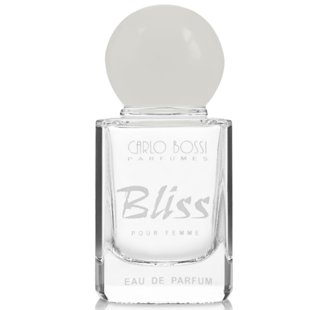 Парфюмерная вода для женщин Carlo Bossi Bliss White мини 10 мл (01020108301)