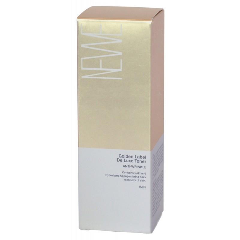 Тонер для лица Newe Golden Label De Luxe Toner 150 мл (8805566006617)