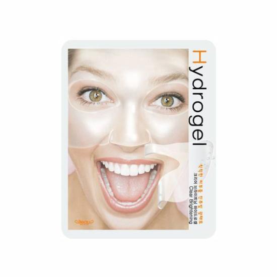 Осветляющая маска для лица BeauuGreen Clear Brightening Hydrogel Mask 28 г (8809389033140)