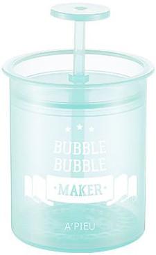 Стакан-помпа для создания пенки A'pieu Bubble Maker Mint 1 шт (8806185791083)
