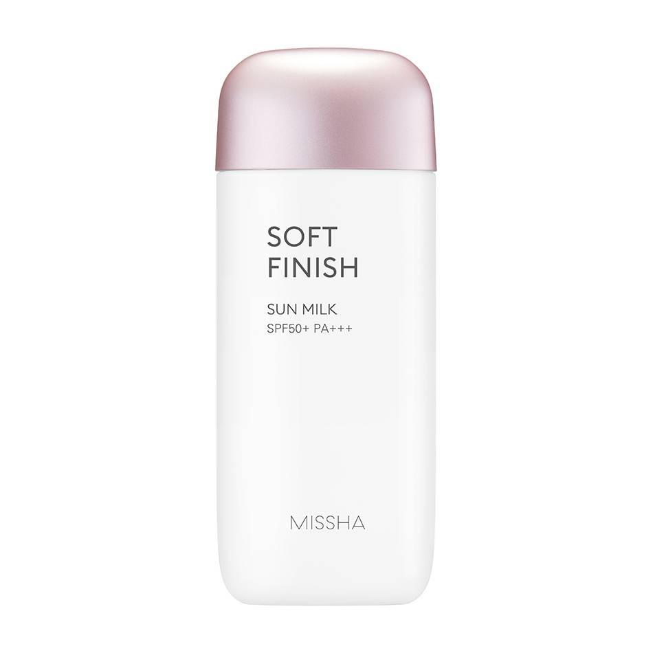 Солнцезащитное молочко Missha All Around Safe Block Soft Finish Sun Milk SPF50+/PA+++ 70 мл (8809581452367)