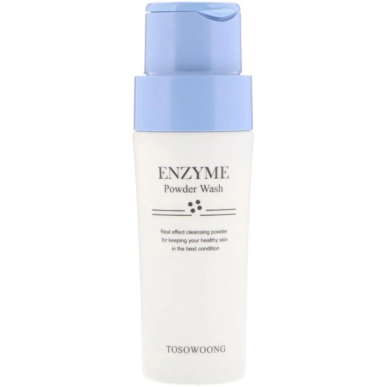Энзимная пудра для умывания лица Tosowoong Enzyme Powder Wash 70 г (8809077129568)