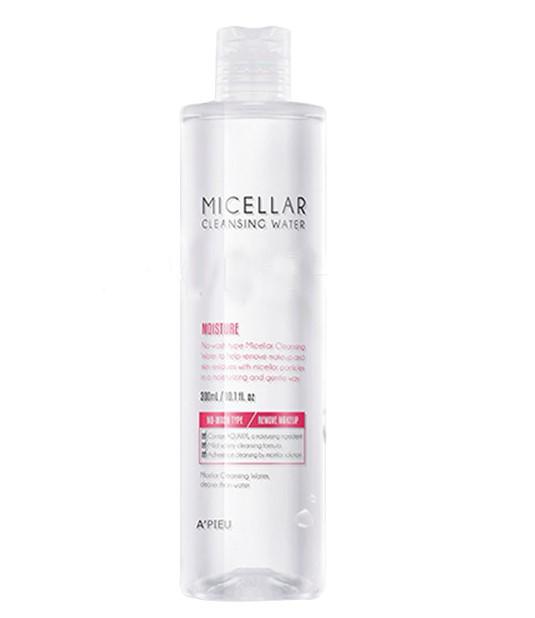 Мицеллярная вода увлажняющая A'pieu Micellar Cleansing Water Moisture 300 мл (8809530066874)