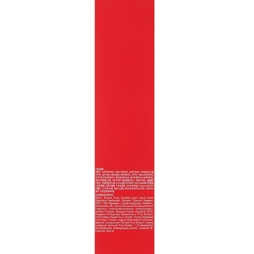 Пенка для умывания с томатом Eyenlip Ceramide Tomato Cleansing Foam 100 мл (8809555251538)