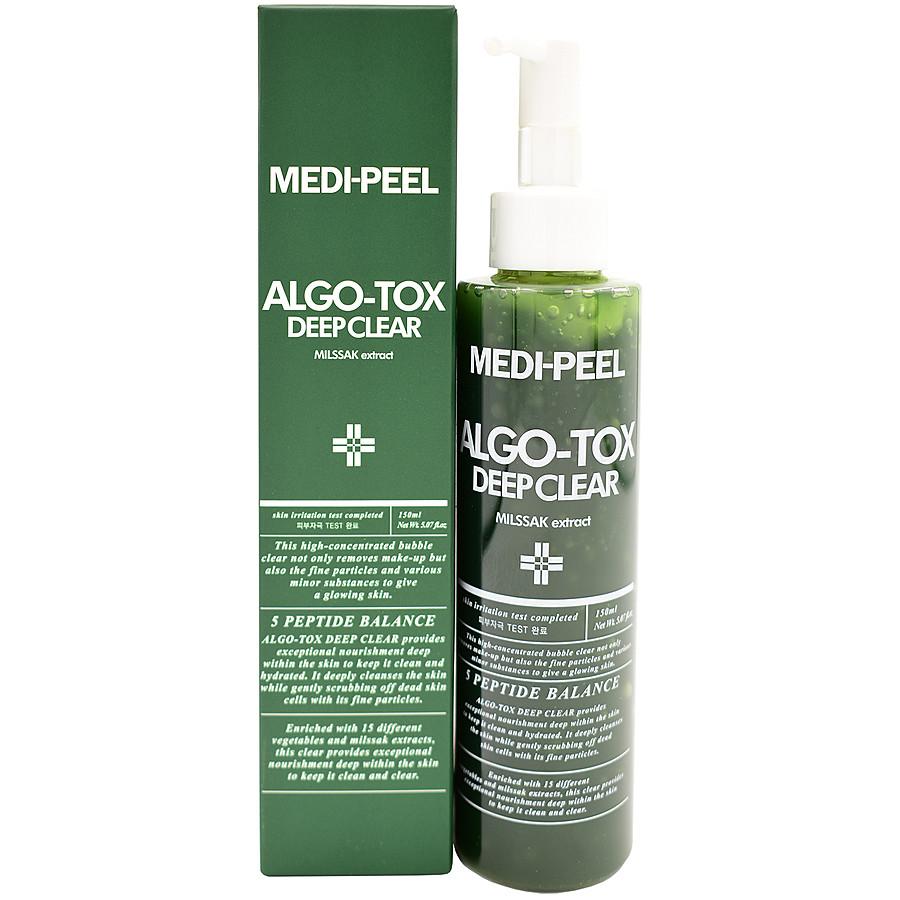 Пенка для умывания Medi-Peel Algo Tox Deep Clear 150 мл (8809409342887)