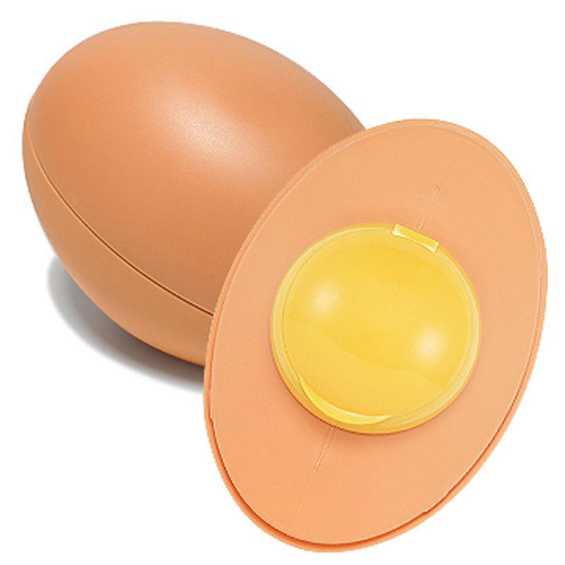 Пенка для умывания лица с экстрактом яичного желтка Holika Holika Sleek Egg Skin Cleansing Foam 140 мл (8806334359997)