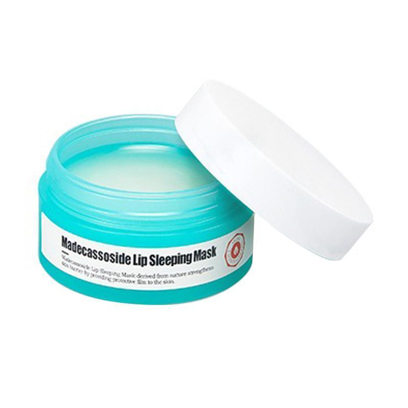 Ночная маска для губ с мадекассосидом A'pieu Madecassoside Lip Sleeping Mask 20 мл (8809581471450)