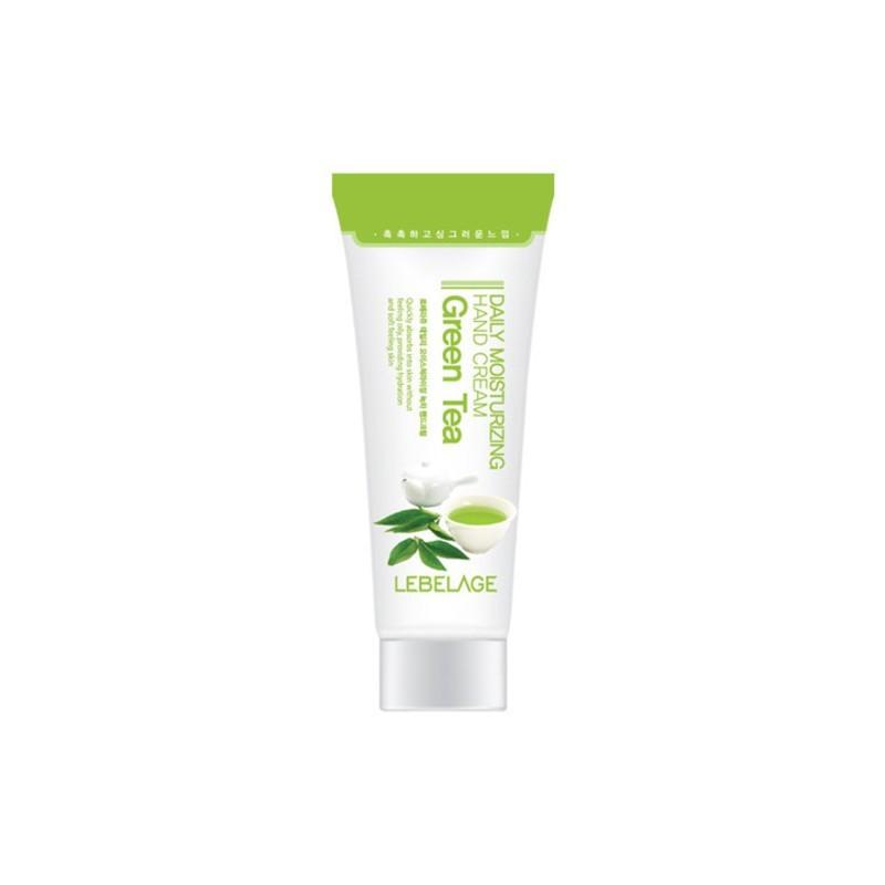 Увлажняющий крем для рук с экстрактом оливы Lebelage Daily Moisturising Hand Cream Water Olive 100 мл (8809317286389)