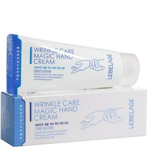 Антивозрастной крем для рук Lebelage Wrinkle Care Magic Hand Cream 100 мл (8809338564305)