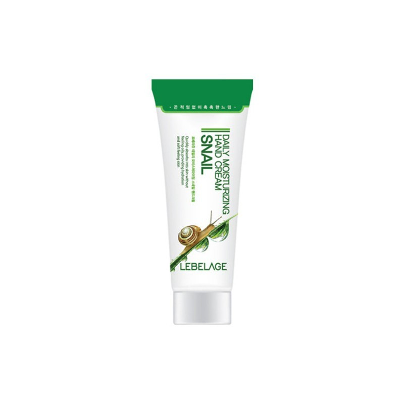 Увлажняющий крем для рук с экстрактом оливы Lebelage Daily Moisturising Hand Cream Water Peach 100 мл (8809338564206)