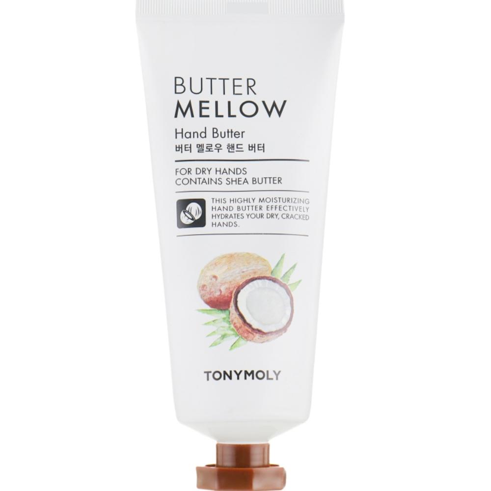 Питательный крем-масло для рук Tony Moly Butter Mellow Hand Butter 80 мл (8806194013008)
